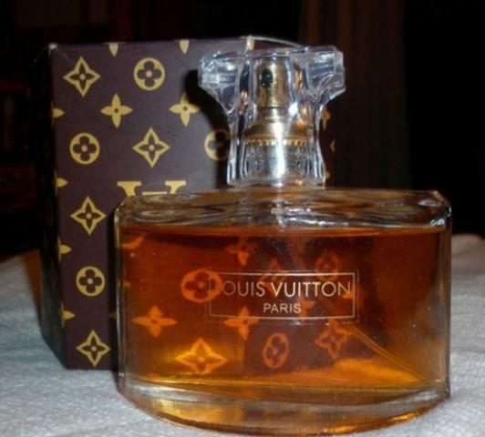 早在7、80年前LV曾经推出过香水产品